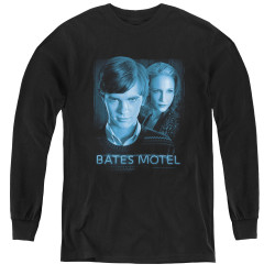 Image for Bates Motel Youth Long Sleeve T-Shirt - Apple Tree