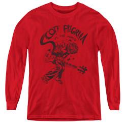 Image for Scott Pilgrim vs. The World Youth Long Sleeve T-Shirt - Rockin'