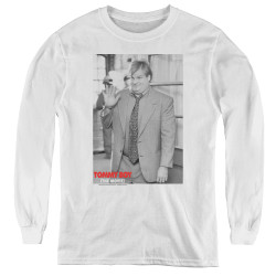 Image for Tommy Boy Youth Long Sleeve T-Shirt - Square