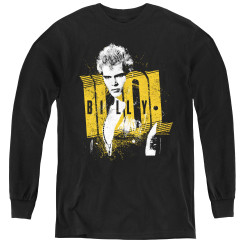 Image for Billy Idol Youth Long Sleeve T-Shirt - Brash