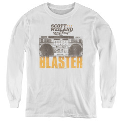 Image for Scott Weiland Youth Long Sleeve T-Shirt - Blaster
