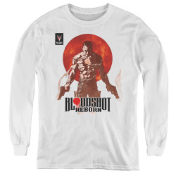Image for Bloodshot Youth Long Sleeve T-Shirt - Reborn