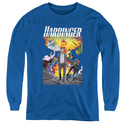 Image for Harbinger Youth Long Sleeve T-Shirt - Foot Forward