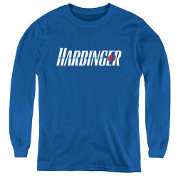 Image for Harbinger Youth Long Sleeve T-Shirt - Logo