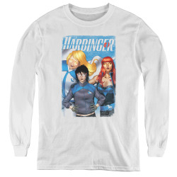 Image for Harbinger Youth Long Sleeve T-Shirt - Gals