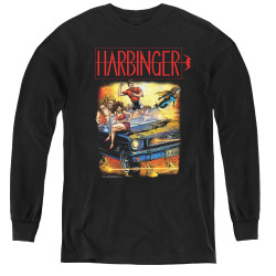 Image for Harbinger Youth Long Sleeve T-Shirt - Vintage