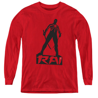 Image for Rai Youth Long Sleeve T-Shirt - Silhouette