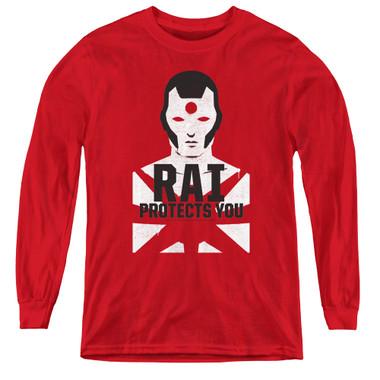 Image for Rai Youth Long Sleeve T-Shirt - Protector