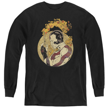 Image for Rai Youth Long Sleeve T-Shirt - Japanese Print