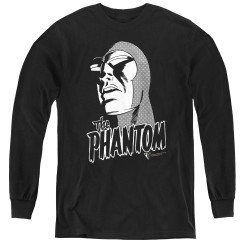 Image for The Phantom Youth Long Sleeve T-Shirt - Inked