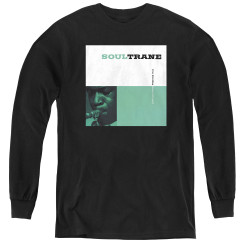 Image for John Coltrane Youth Long Sleeve T-Shirt - Soultrane