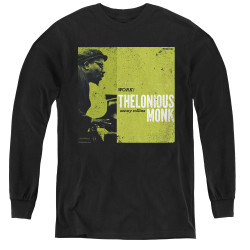 Image for Thelonious Monk Youth Long Sleeve T-Shirt - Work