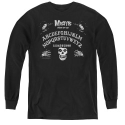 Image for The Misfits Youth Long Sleeve T-Shirt - Ouija Board