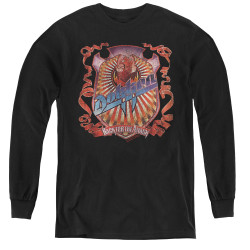 Image for Dokken Youth Long Sleeve T-Shirt - Back Attack