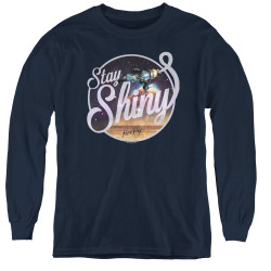 Image for Firefly Youth Long Sleeve T-Shirt - Stay Shiny