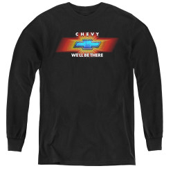 Image for General Motors Youth Long Sleeve T-Shirt - We'll Be There TV Spot