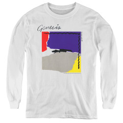Image for Genesis Youth Long Sleeve T-Shirt - Abacab