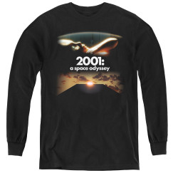 Image for 2001: A Space Odyssey Youth Long Sleeve T-Shirt - Prologue