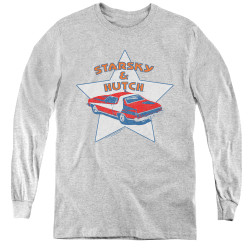 Image for Starsky & Hutch Youth Long Sleeve T-Shirt - Gran Torino
