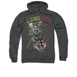 Image for Saturday Night Live Hoodie - Laser Cats