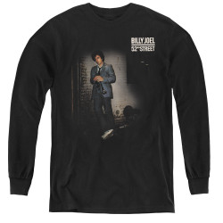 Image for Billy Joel Youth Long Sleeve T-Shirt - 52nd Street