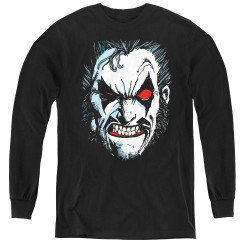 Image for Lobo Youth Long Sleeve T-Shirt - Face