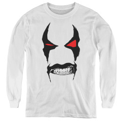 Image for Lobo Youth Long Sleeve T-Shirt - Big Face
