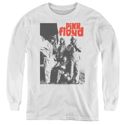 Image for Pink Floyd Youth Long Sleeve T-Shirt - Point Me At the Sky