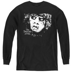 Image for The Twilight Zone Youth Long Sleeve T-Shirt - Winger