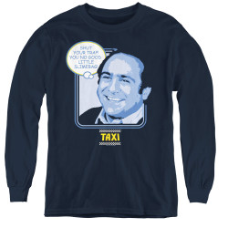 Image for Taxi Youth Long Sleeve T-Shirt - Shut Your Trap