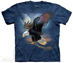 Image for The Mountain T-Shirt - The Patriot