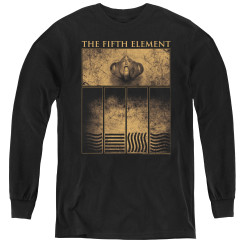 Image for The Fifth Element Youth Long Sleeve T-Shirt - Supreme