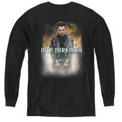 Image for Star Trek Into Darkness Youth Long Sleeve T-Shirt - Harrison