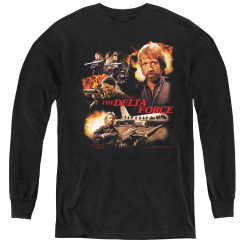 Image for Delta Force Youth Long Sleeve T-Shirt - Action Pack