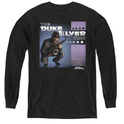 Image for Parks & Rec Youth Long Sleeve T-Shirt - Album Cover
