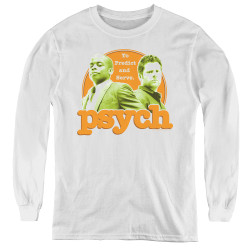 Image for Psych Youth Long Sleeve T-Shirt - 696