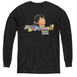 Image for Punky Brewster Youth Long Sleeve T-Shirt - Holy Mac a Noli