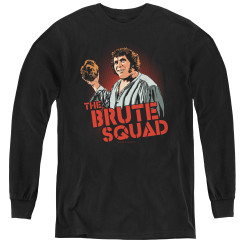 Image for The Princess Bride Youth Long Sleeve T-Shirt - Brute Squad