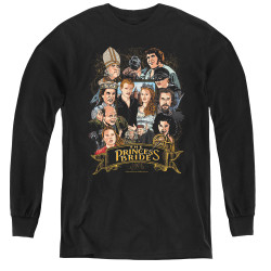 Image for The Princess Bride Youth Long Sleeve T-Shirt - A Timeless Tale