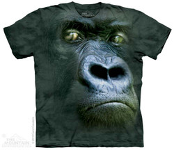 Image for The Mountain T-Shirt - Silverback Portrait