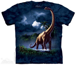 Image for The Mountain T-Shirt - Brachiosaurus