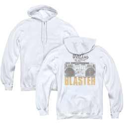 Image for Scott Weiland Zip Up Back Print Hoodie - Blaster