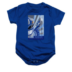 Image for Power Rangers Baby Creeper - Blue Ranger Deco