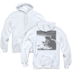 Image for Billy Joel Zip Up Back Print Hoodie - The Stranger