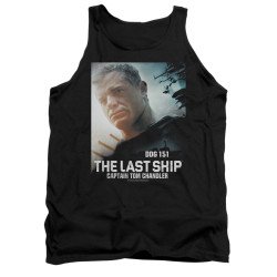 Image for The Last Ship Tank Top - Captain