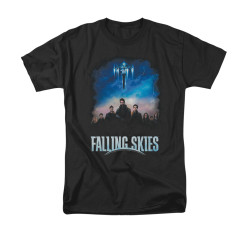 Image for Falling Skies T-Shirt - Main Players