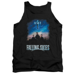 Image for Falling Skies Tank Top - Main Players
