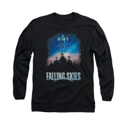 Image for Falling Skies Long Sleeve T-Shirt - Main Players