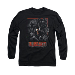 Image for Falling Skies Long Sleeve T-Shirt - Collage