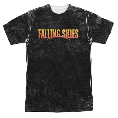 Image for Falling Skies T-Shirt - Sublimated Harness 100% Polyester